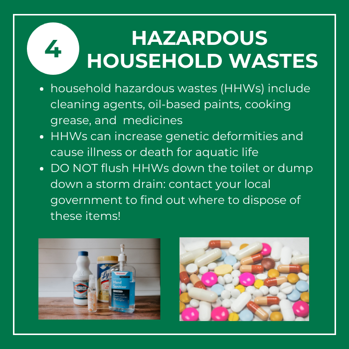 SW 4 - HH hazardous waste